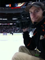 Sports Cameraman Joe Sonnenburg